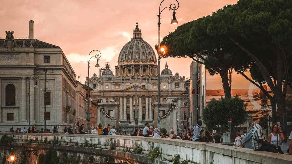 Las 5 Iglesias Católicas de Roma más bonitas